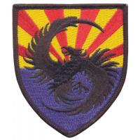 111 Military Intelligence Brigade Patch. US Army