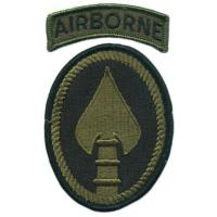 U.S. Special Operations Command Patch (U.S. Army Element)