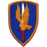 1st Aviation Brigade Patch. US Army