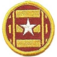 3 Transportation Command Patch, US Army