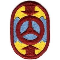 32 Transportation Command Patch, US Army