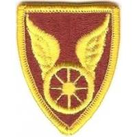 124 Transportation Command Patch. US Army