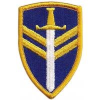 2 Support Command Patch. US Army