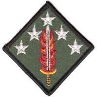 20 Support Command Patch. US Army