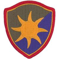 50 Support Group Patch. US Army