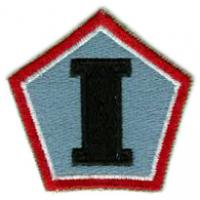 1 Army Group Patch. US Army