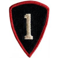 1 Personnel Command Patch. US Army