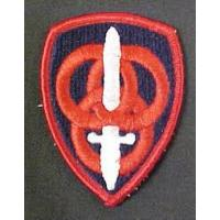 3 Personnel Command Patch. US Army
