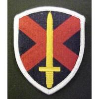 10 Personnel Command Patch. US Army