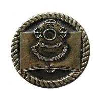 Lithuanian Navy Diver Scuba Diving School Badge