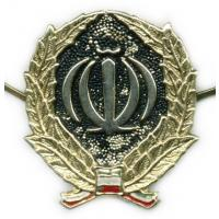 Cockade Armed Forces of Iran