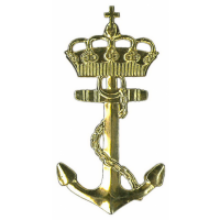 Coastal Ranger Command Badge of Norway Army