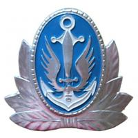 Marine Infantry Officer Badge Ukrainian Navy