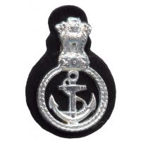 Technical Service Sergeant Beret Cockade of the Indian Navy