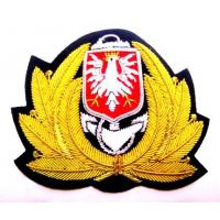 Navy Hat Badge