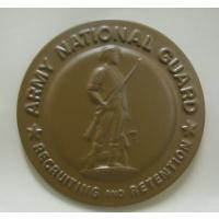 Army National Guard Recruiting and Retention  Senior  Badge( obsolute) replace in 2008.05.12