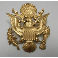 Officiers hat badge