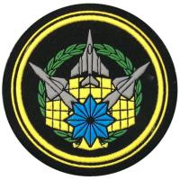 Patches Air Defense Armed Forces of Uzbekistan