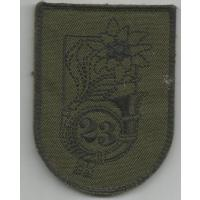 23rd Mountain infantry battalion