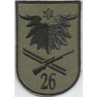 26th Mountain infantry battalion