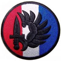 French Foreign Legion 2nd Regiment Paratrooper Patch