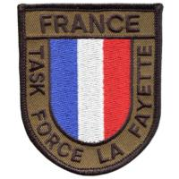Brigade La Fayette Patch French Foreign Legion