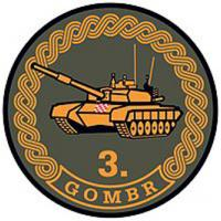 3th GOMBR Armor Brigade of Croatian Army