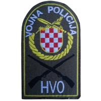 Military police Patch of the Croatian Army