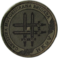 Mechanized Brigade Croatian Ground Forces
