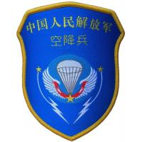 Shoulder patch of the Airborne troops of the People's Liberation Army of China