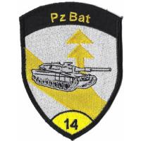 14th Armored Battalion Patch of the Armed Forces of Switzerland