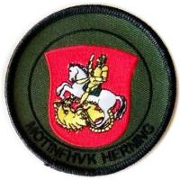 Danish Army Motorized Infantry home protection unit Patch
