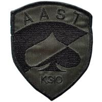 Sweden Army KS10 10th Swedish Contingent AAST KFOR Patch