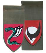 Airborne Units Shoulder Tags