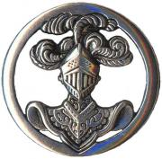 French Army Headgears Badges