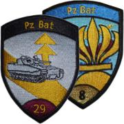 Armored Units Patches