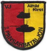 Armoured Corps Patches