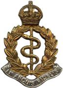British Army Medical Services Badges