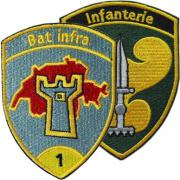Infantry Patches