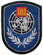 Lithuanian Peacekeeping Missions Patches