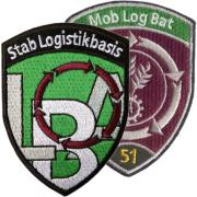Logistics Units Patches
