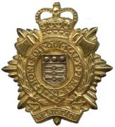 British Royal Logistic Corps Badges
