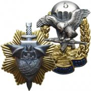 Badges of Special Forces, Units